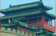 Ancient Daoist Temple by shifu Michael Rinaldini