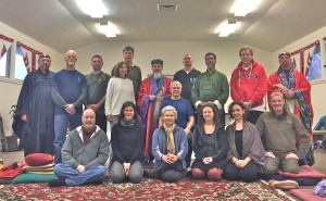 Retreat Qigong Group 2016