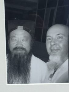 Daoist Training Priest from China
