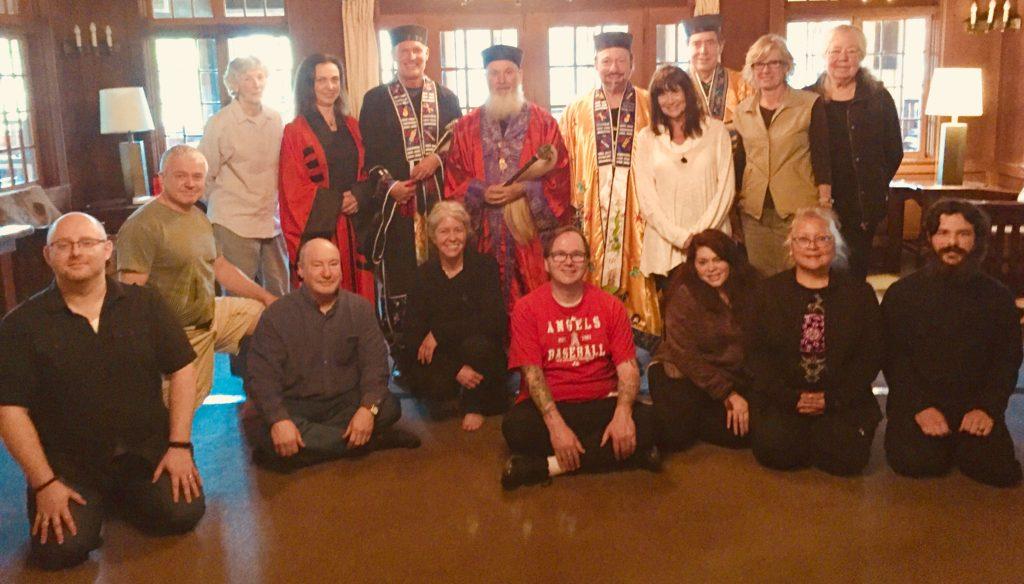 Qigong - Daoist Retreat 2018