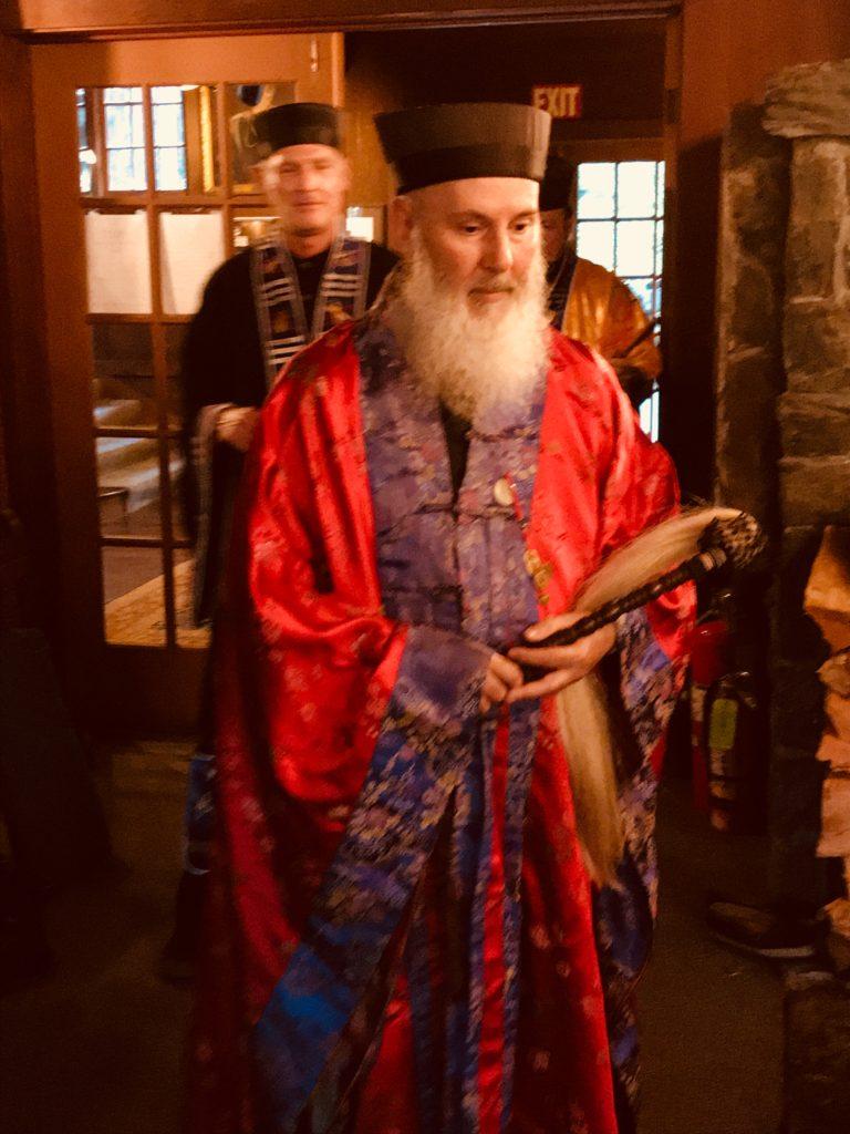Qigong & Daoist Reteat Abbot Michael 2018