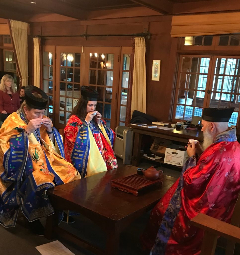 Daoist Priest Ordination Ceremony 2018