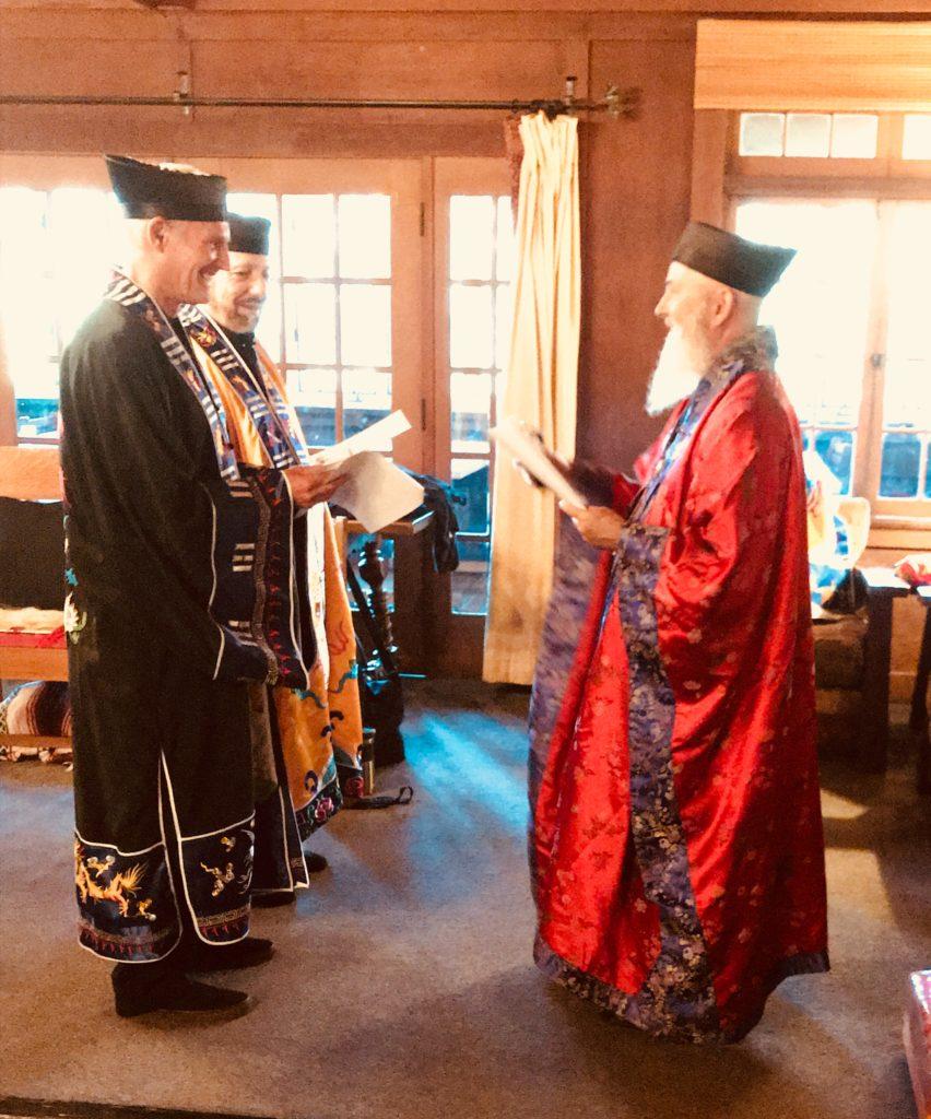 Daoist Priest Ceremony 2018