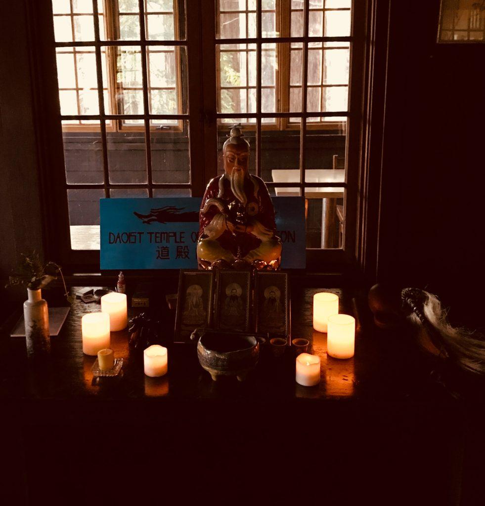 Daoist Altar Retreat 2018