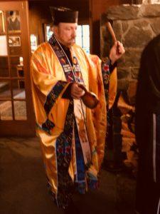 Daoist Procession at 2018 Retreat