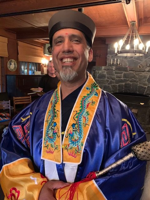 Daoist priest 2019